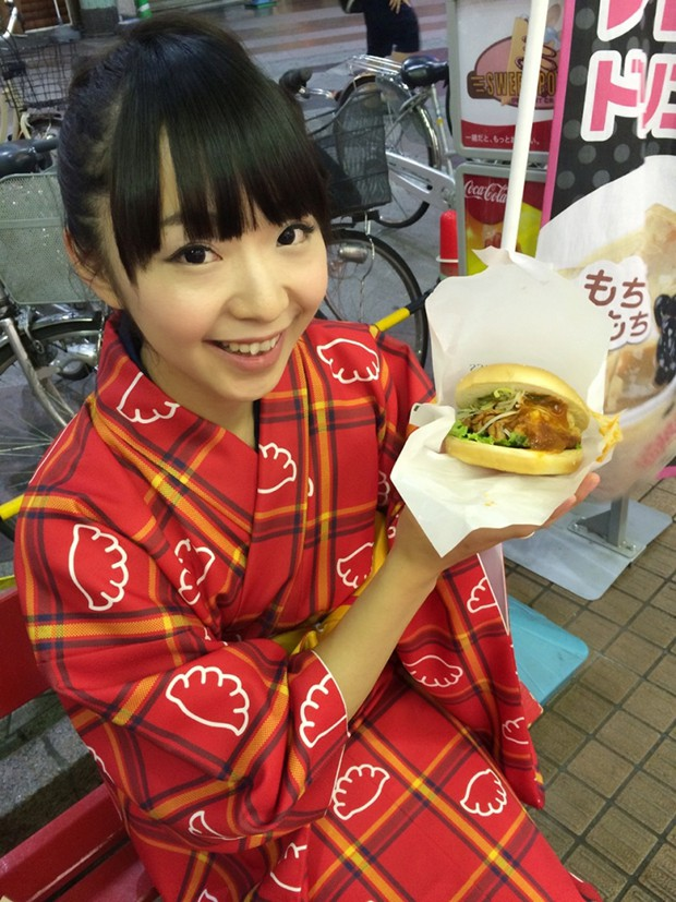 actualidad comida curiosidades japon negocios ocio sociedad  Hamburguesa de Gyozas