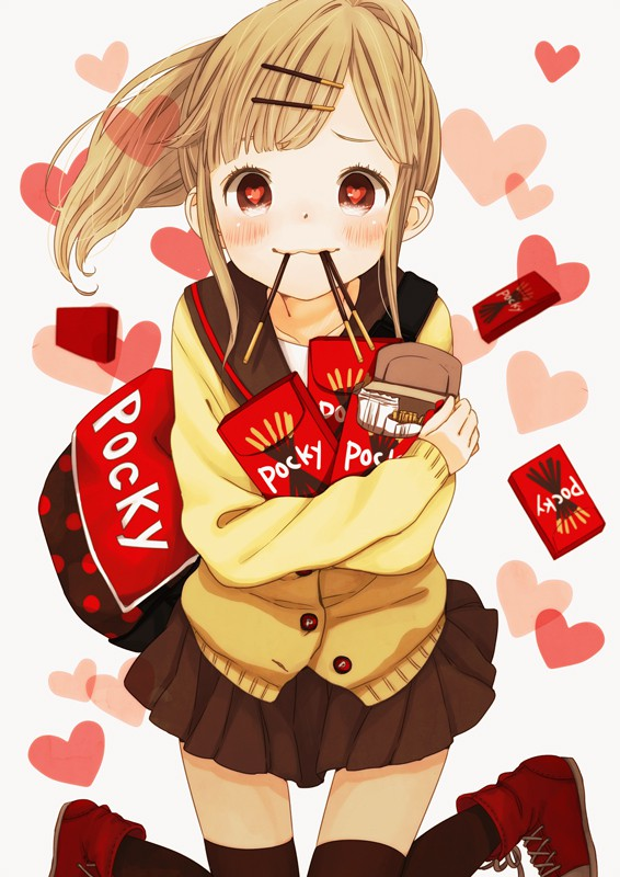 11.11.2014 ¡Happy Pocky, Pretz, Peperó Day!