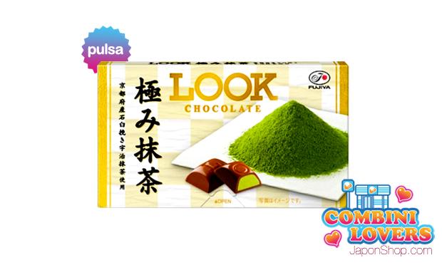 Combini Lovers japon japonshop  Combini Lovers Review: Bombones de Crema de Matcha Molido