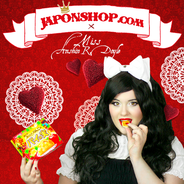"actualidad Combini Lovers japonshop video  Miss Doyle realiza una ""Video Reseña"" de su pedido en JaponShop.com"