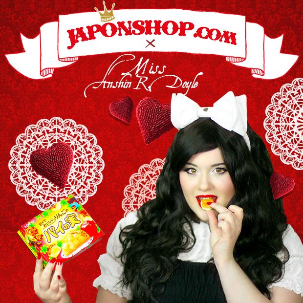 """Miss Doyle realiza una """"Video Reseña"""" de su pedido en JaponShop.com"""
