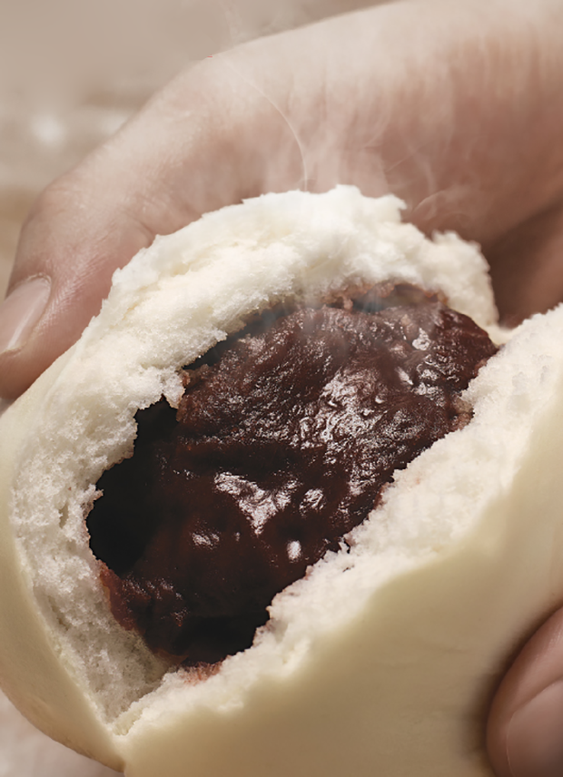 Combini Lovers comida japonshop recetas  Las Recetas de Toshiko: Rikyû Manjû