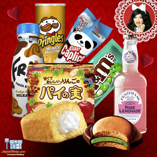 """actualidad Combini Lovers japonshop video  Miss Doyle realiza una """"Video Reseña"""" de su pedido en JaponShop.com"""