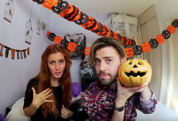 Sin categoría  UY Albert! e Inesmellaman en un Especial Halloween con JaponShop! Dentro Vídeo!