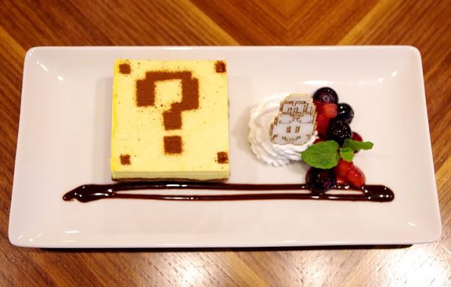 comida kawaii negocios ocio Sin categoría tokyo  Super Mario Cafe en Shibuya
