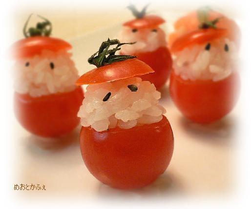 comida japon kawaii tokyo  Santa sushi Claus!