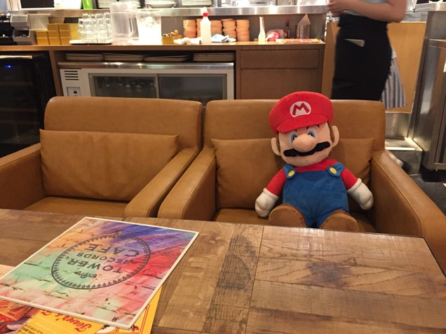 Super Mario Cafe en Shibuya