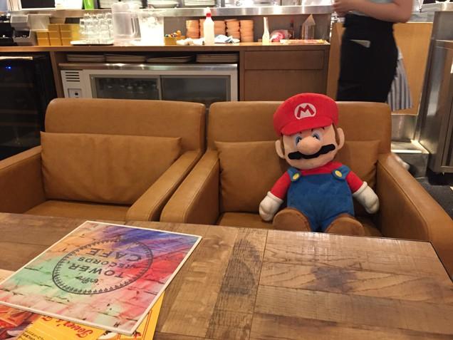 Super Mario Cafe en Shibuya