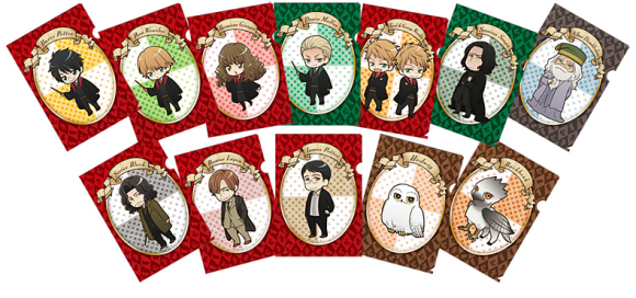 anime japon kawaii manga Sin categoría  Harry Potter al más puro estilo manga!