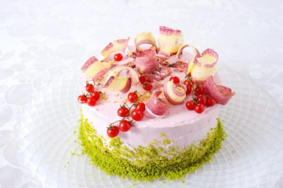 comida japon  Visto en Japón! Tartas de ensalada