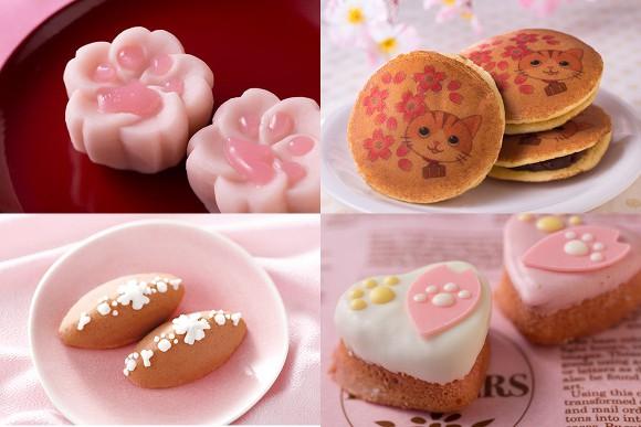 Dulces de Sakura y Gatitos!