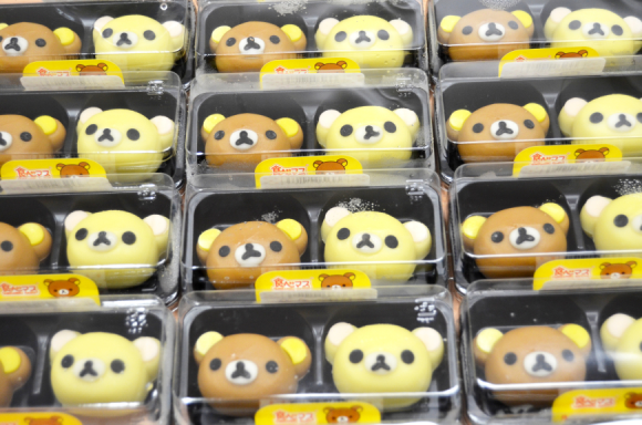 actualidad Combini Lovers comida curiosidades kawaii  Nuevos mochis Rilakkuma