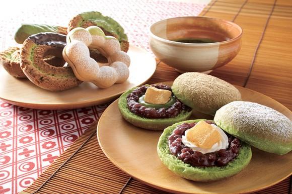 """Los nuevos """"Mister Donuts"""" de Matcha"""