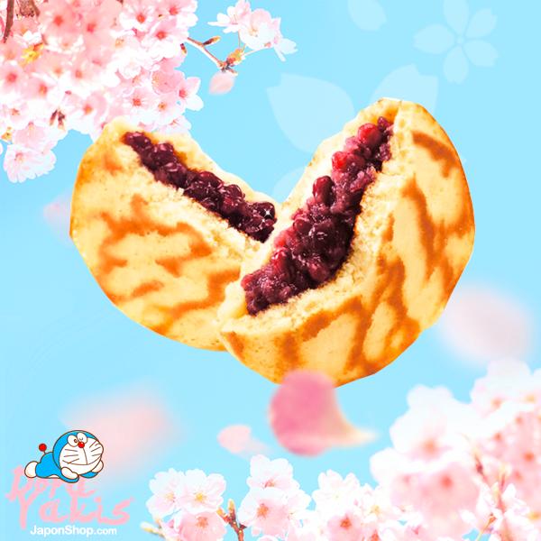actualidad comida japonshop noticias  Nuevos Dorayakis de Chocolate, Matcha, Castañas y Azuki
