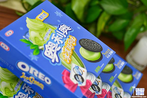 actualidad comida japonshop  Novedad!! Oreo Crema de Helado de Matcha