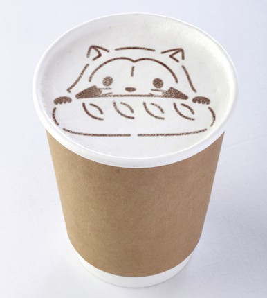 comida japon japonshop kawaii tokyo  La panaderia Bandai presenta el Mapache Rascal