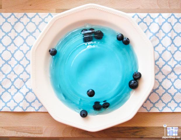 comida japonshop recetas  Receta! Gelatina de chicle elaborada con Soda Barr Bubblegum