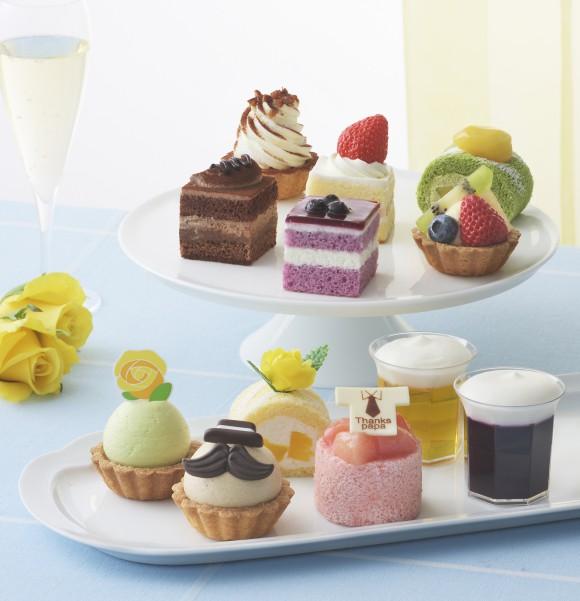 En Japón, el día del padre más dulce