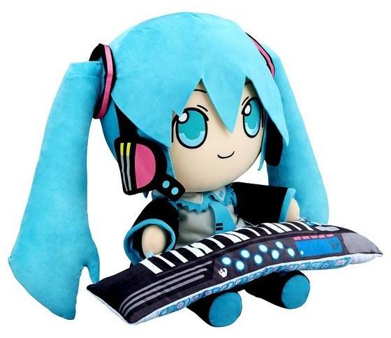 El peluche especial para ordenador de Hatsune Miku