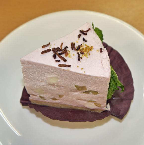 comida japon tokyo  Visto en Japón! nuevas tartas vegetarianas