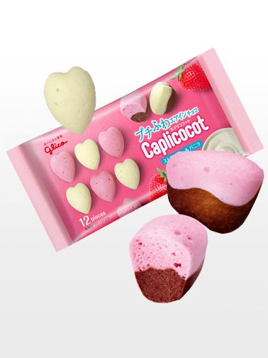 comida japon japonshop  De nuevo en Japonshop los Pops Loves Caplico Mousse Strawberry & Vainilla
