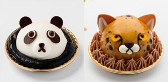 comida japon kawaii tokyo  Visto en Japón tartas de animales Kawaiis!!