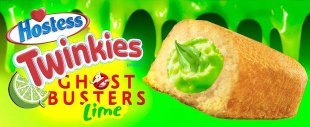 comida japon japonshop tokyo  NUEVOS Twinkies Edición limitada Ghostbusters