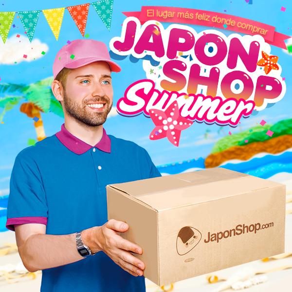 Este verano estes donde estes JaponShop te lo lleva!