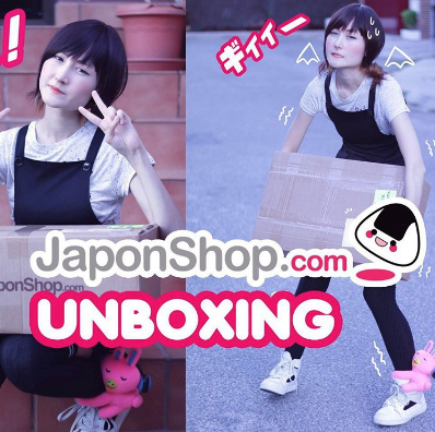 internet japonshop video  Japonshop X Youtubers