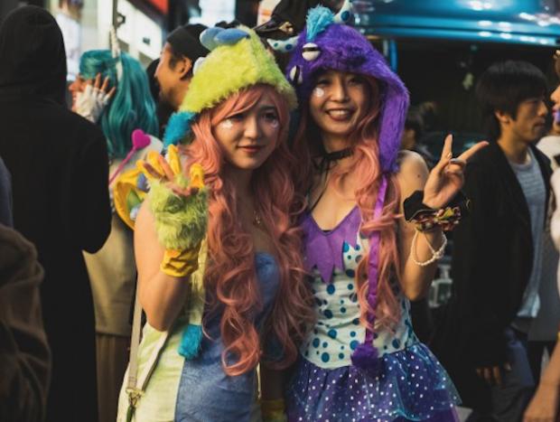 actualidad japon japonshop  Halloween 2016 en Shibuya ?