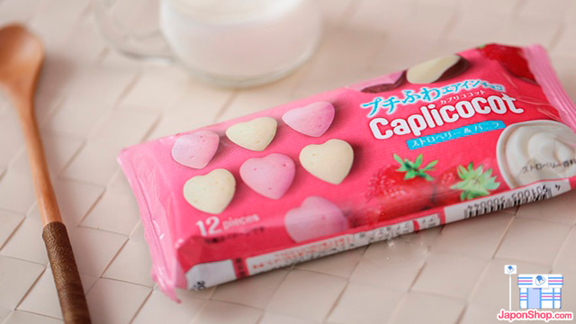 Hoy probamos: Pops Loves Caplico Mousse Strawberry & Vainilla GO!