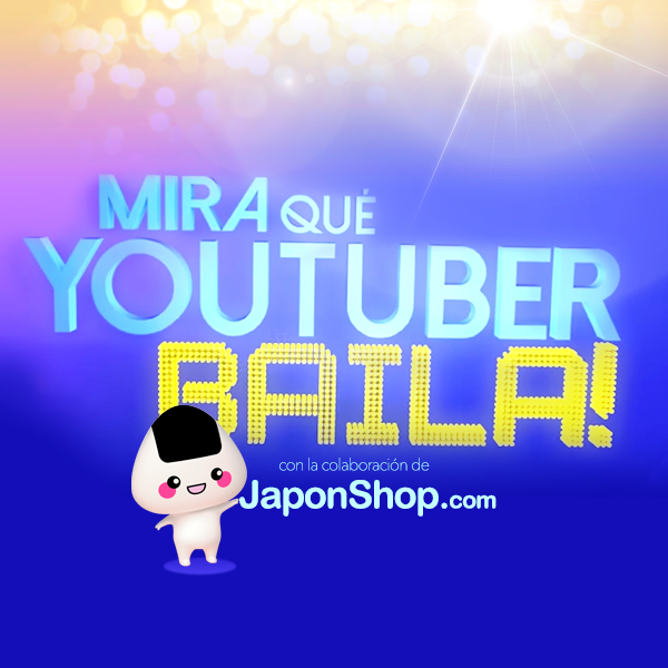 ¡Mira que Youtuber Baila! con Japonshop.com!