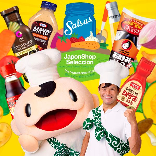 comida japon japonshop  Itadakimasuuu~~ con Japonshop.com!