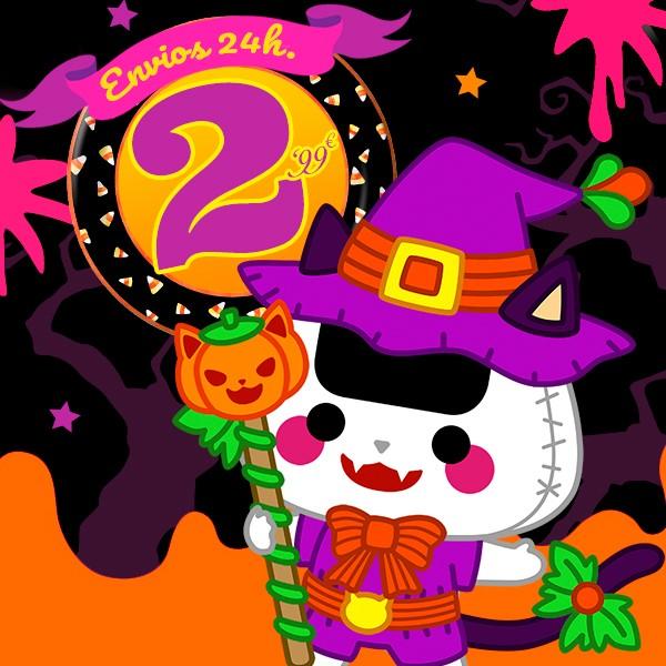 Sin categoría  Starbucks y Japonshop de Halloween son!