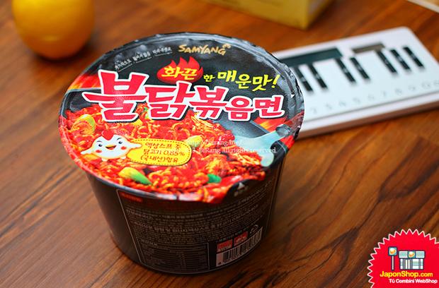 comida japonshop  Probamos Yakisoba Coreano! GO!