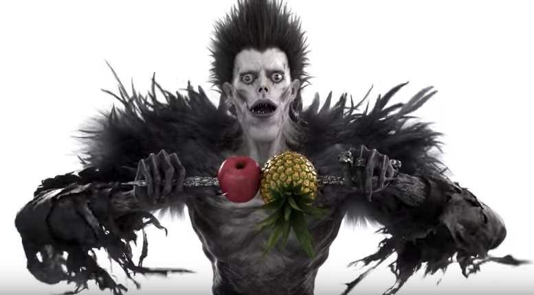 PPAP(Pen-Pineapple-Apple-Pen) Death Note
