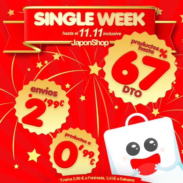 "Celebramos la ""Single Week"""