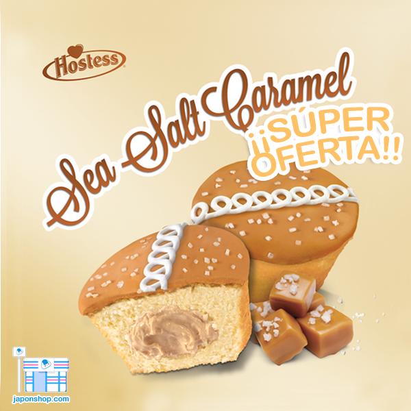 Probando ando ¡¡Cupcake Twinkies Crema y Caramelo!!