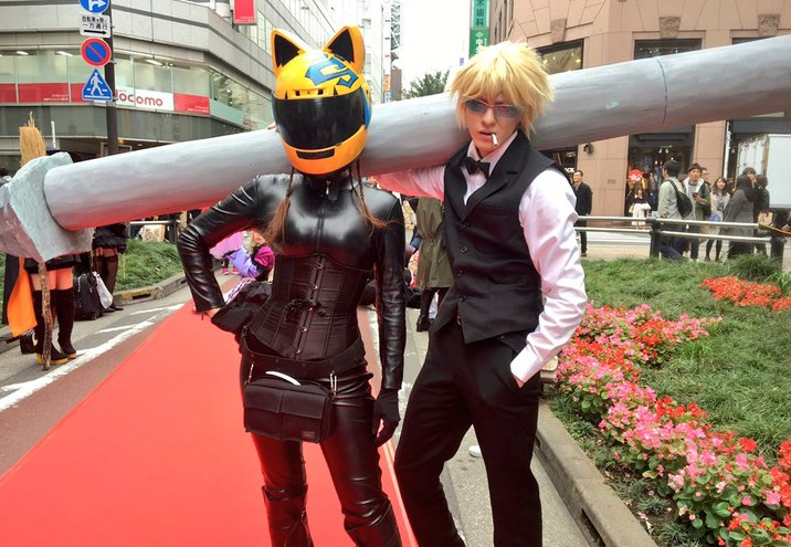 El arte del cosplay de otro nivel
