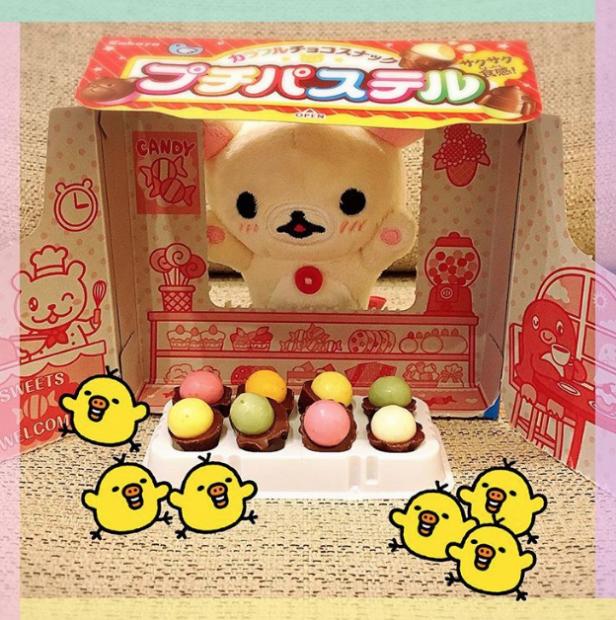 Combini Lovers curiosidades japon japonshop  Colorful Factory! Otra genialidad Japonesa 🎄