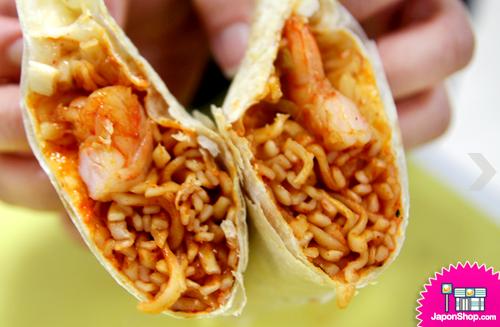 Combini Lovers comida japonshop recetas  Taco Bell! Acércate a los sabores mejicanos