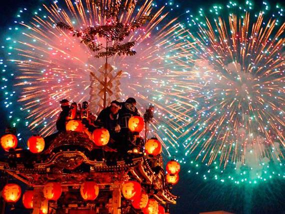Despidiendo el año a la japonesa