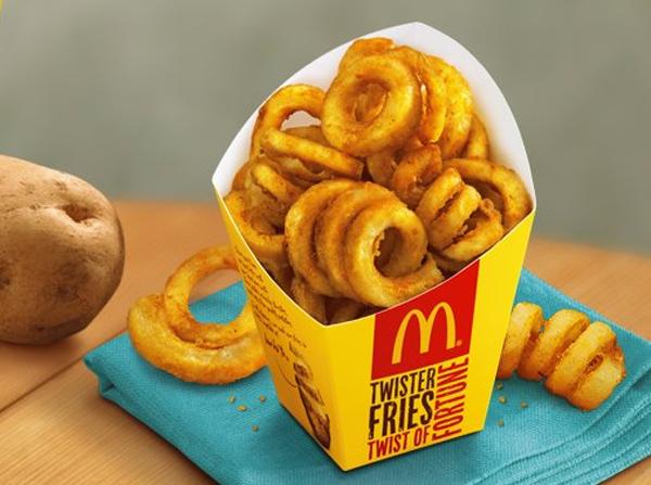 ¡Una vuelta a las ? patatas fritas!