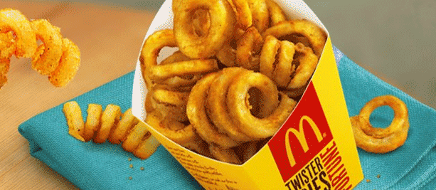 actualidad comida curiosidades japon  ¡Una vuelta a las 🍟 patatas fritas!