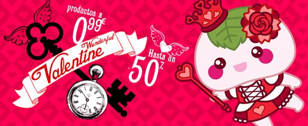 actualidad Combini Lovers japonshop  Wonderful Valentine en Japonshop 💜 ¡con ofertas y promo gastos de envío!