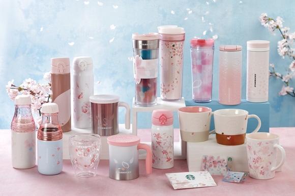 actualidad Combini Lovers japon  Starbucks edición especial ?Sakura!