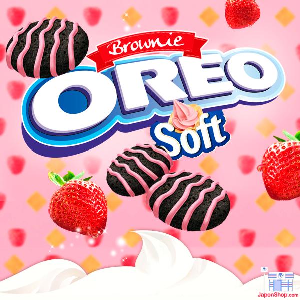 Combini Lovers comida japonshop recetas  Oreo! Nueva receta irresistible Batido Red Velvet
