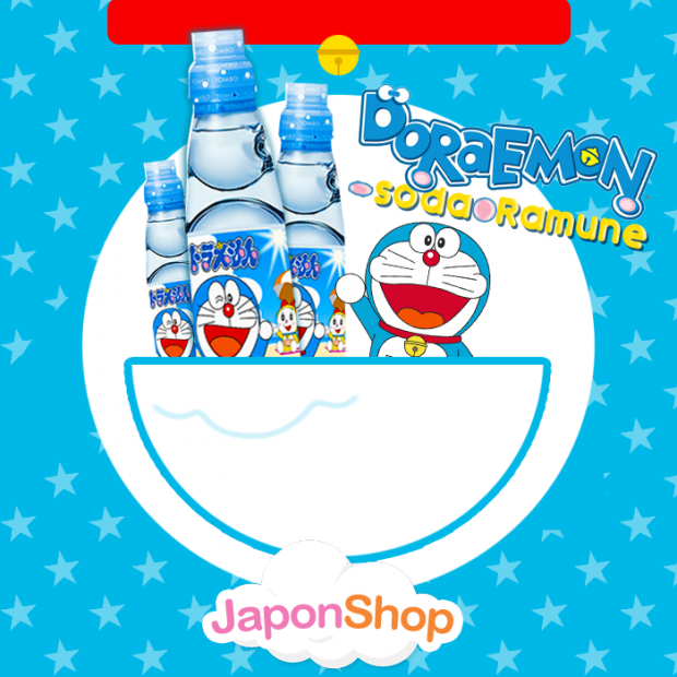 Combini Lovers japon japonshop  ¡Doraemon y Japón-Shop!
