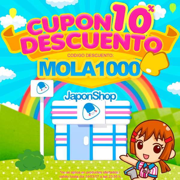 Combini Lovers japonshop  MOLA1000 ¡Un finde de DESCUENTO!