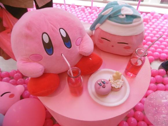 Lencería Kirby nuevo lanzamiento en Japón